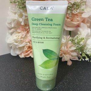 🆕 Face cleanser